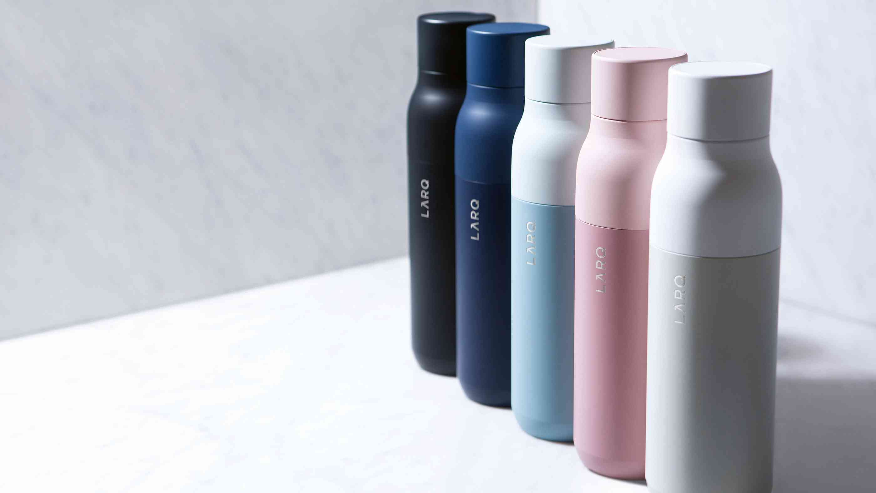 Red Dot Design Award: LARQ Wasserflasche
