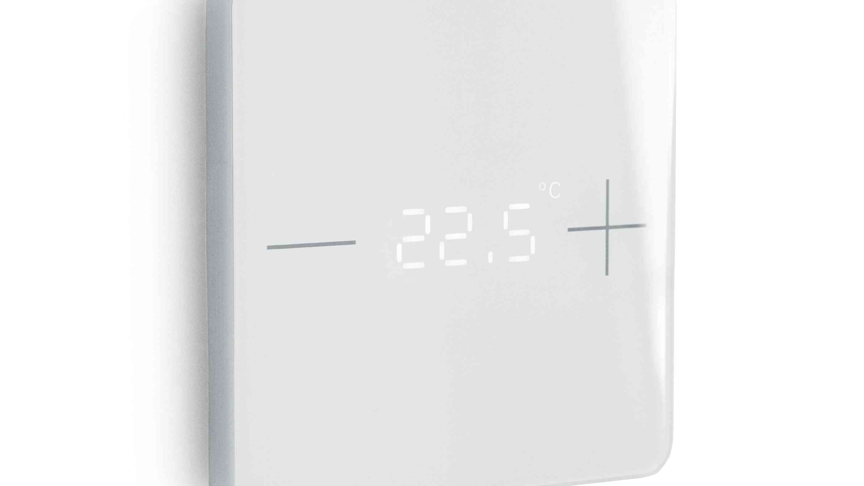Red Dot Design Award: KNX-Temperaturregler