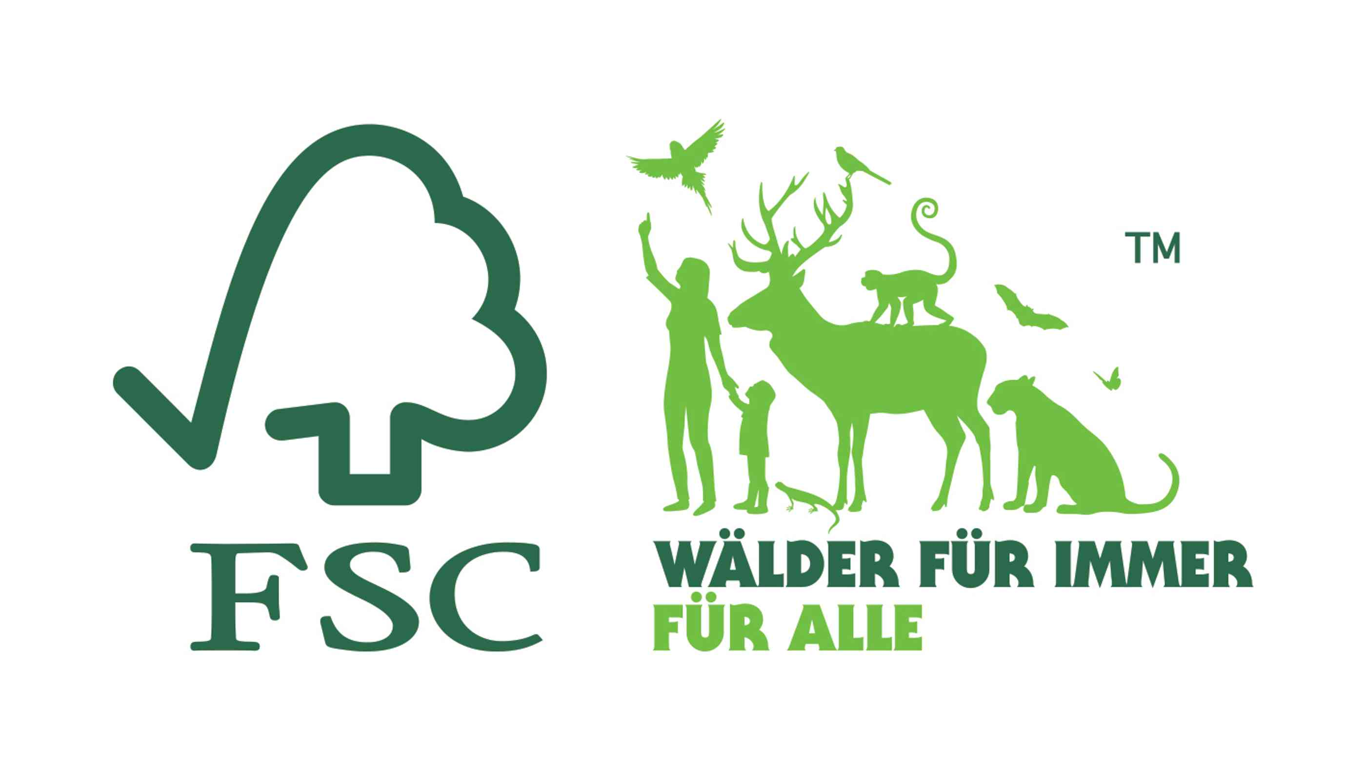 Siegel des Forest Stewardship Council (FSC)