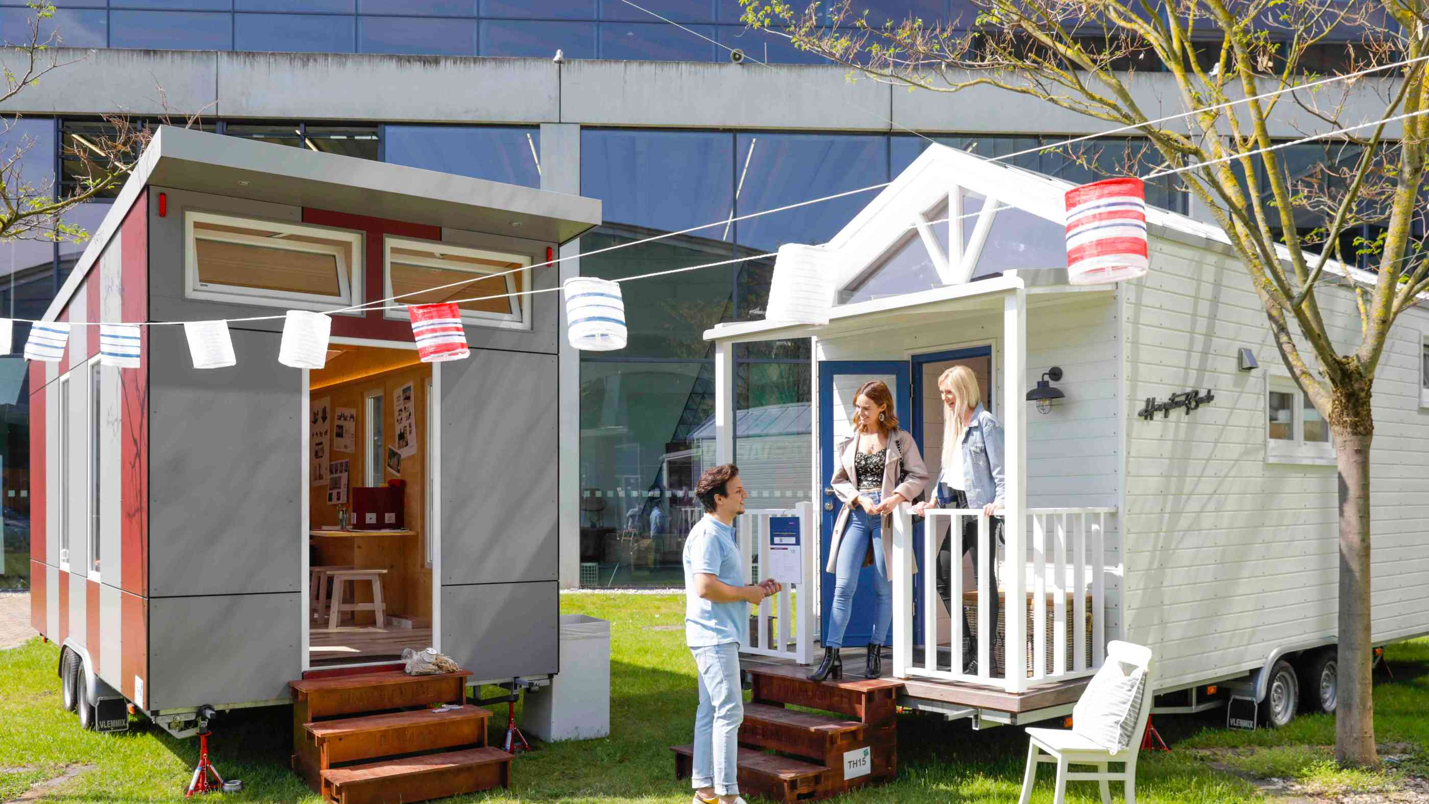 Tiny House Festival in Karlsruhe