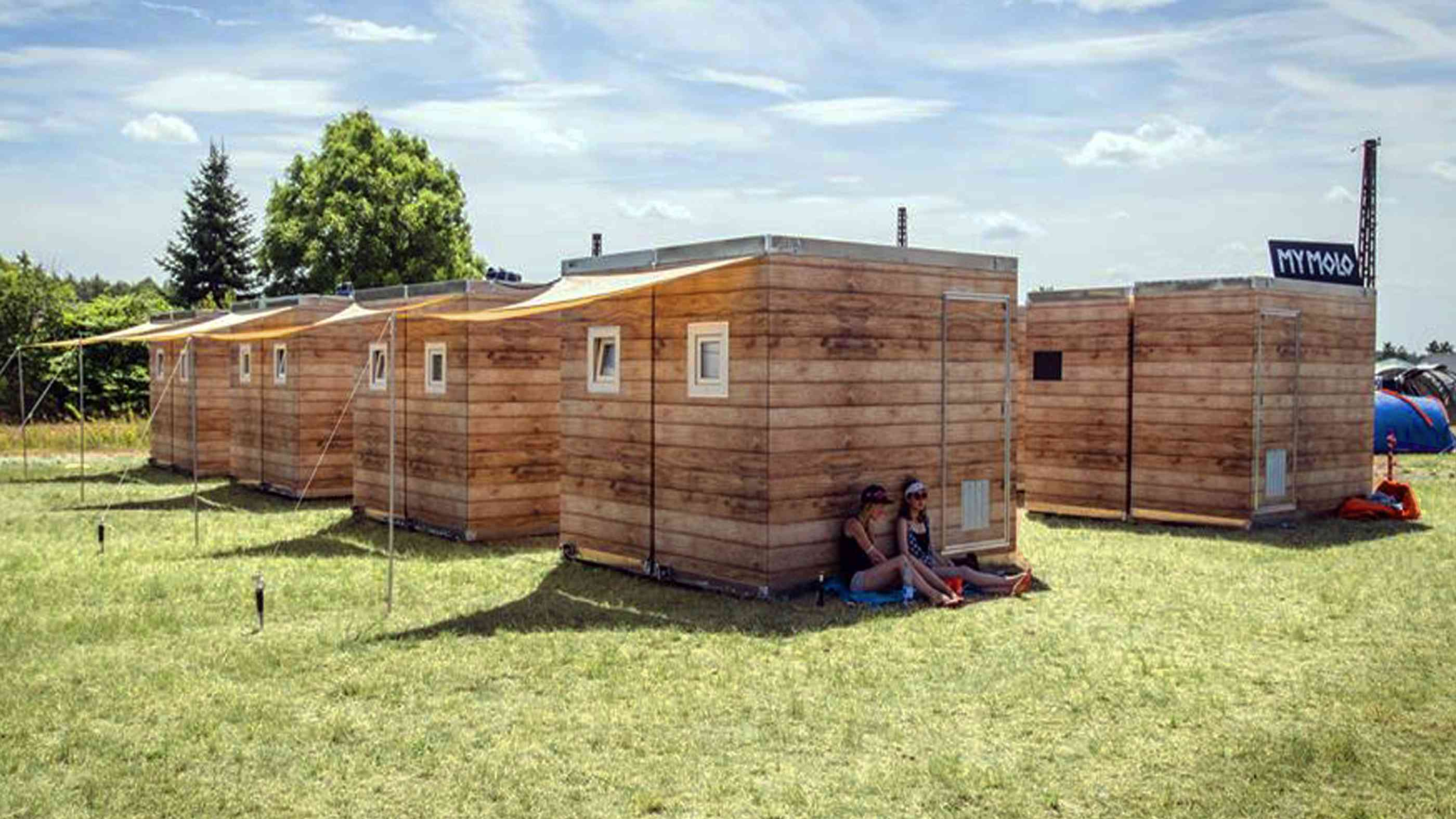Tiny Houses von My Molo