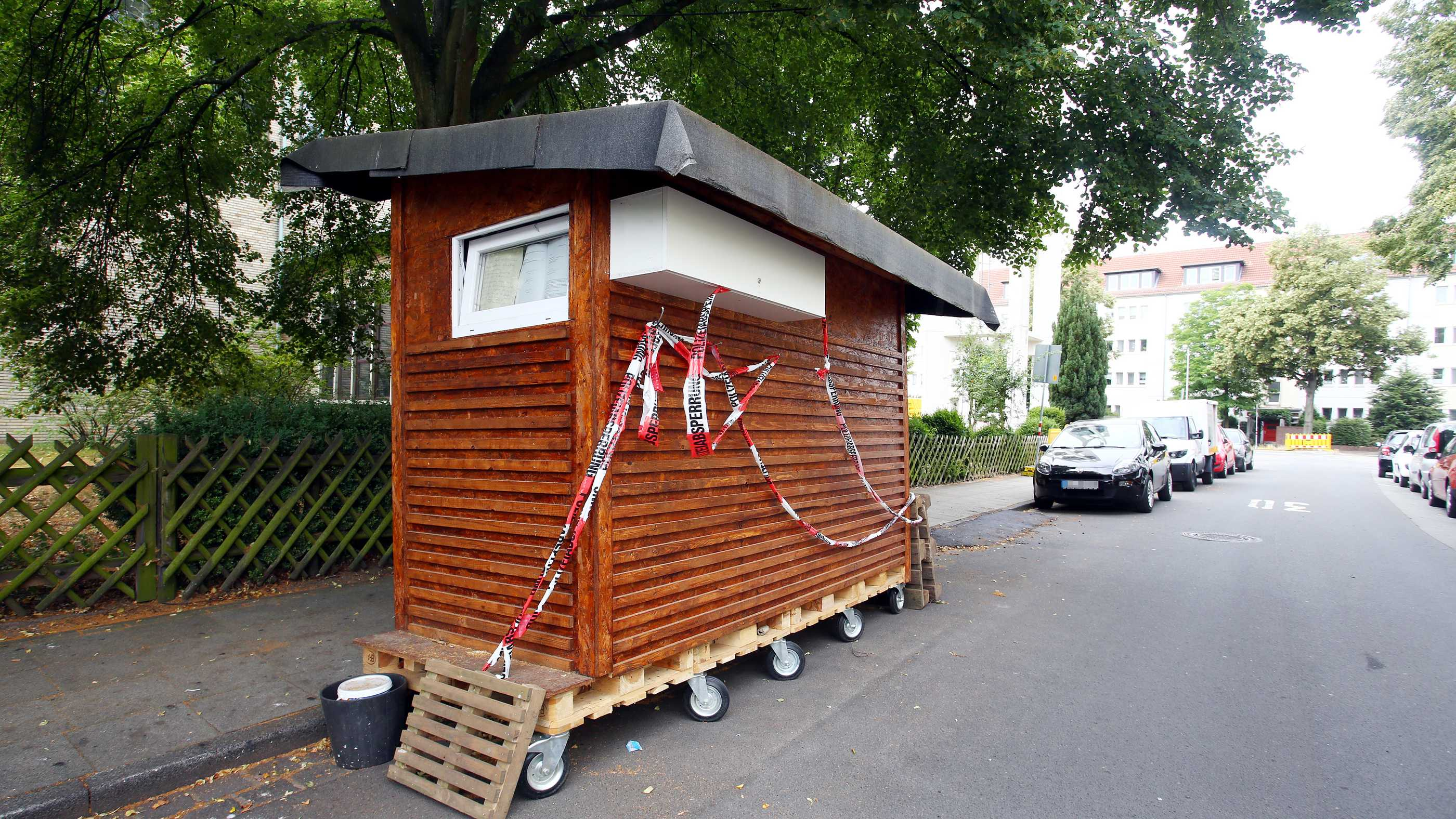 Tiny House Little Home in Hannover