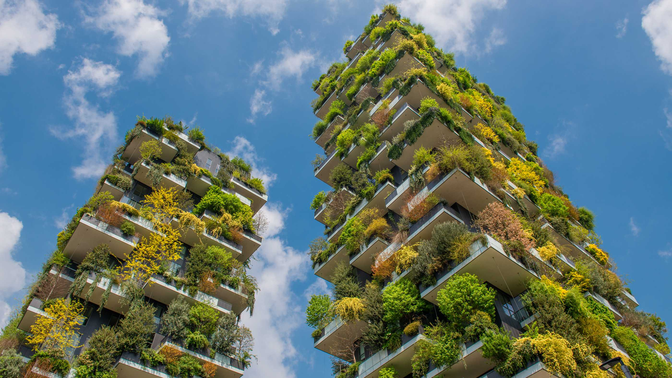 Bosco Verticale in Mailand