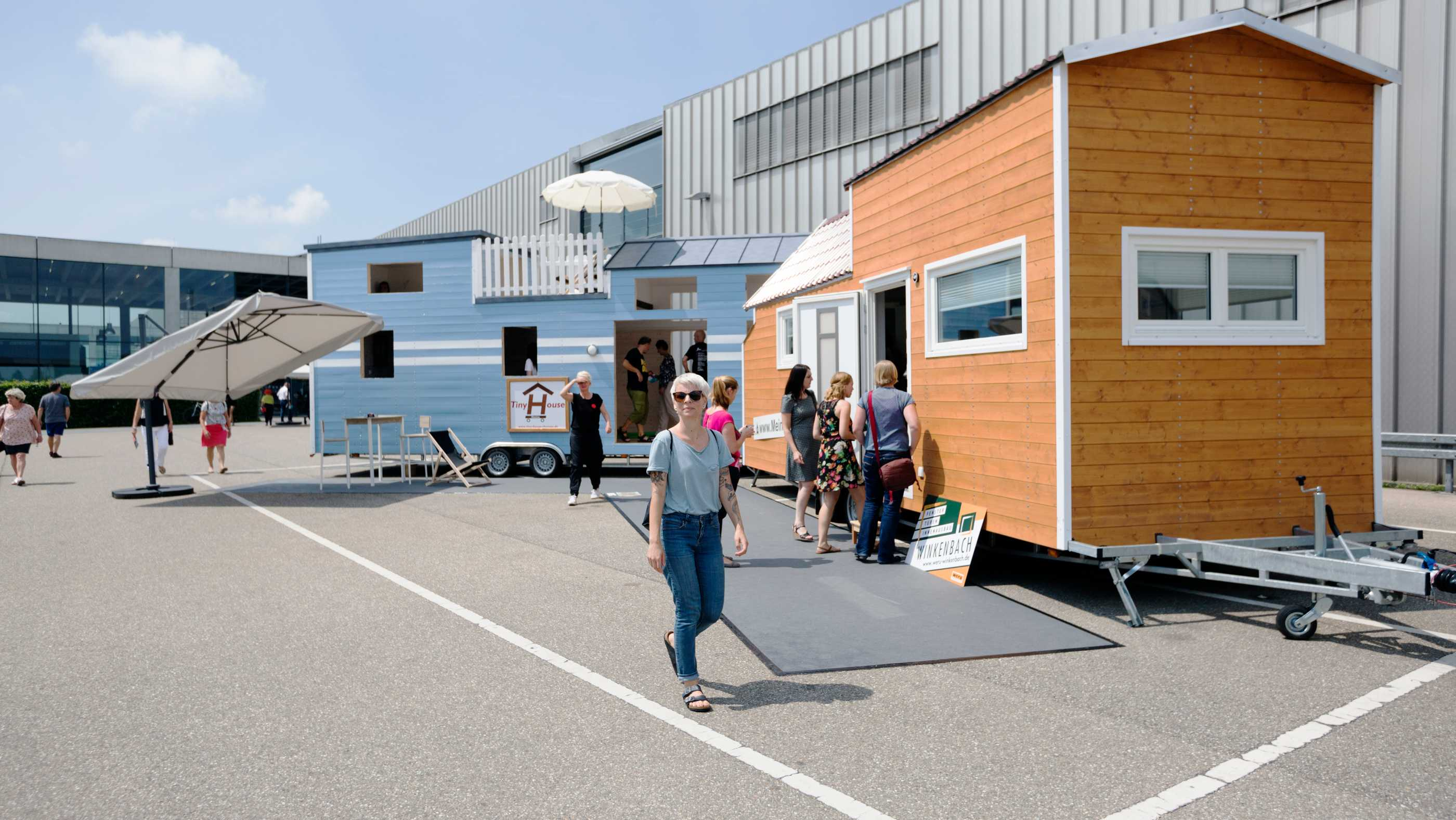 New Housing Festival in Karlsruhe