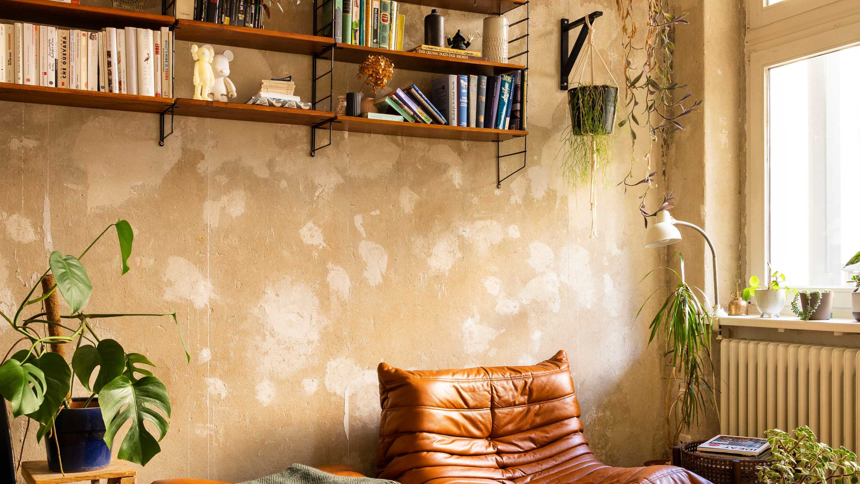 Apartment mit Vintage Flair