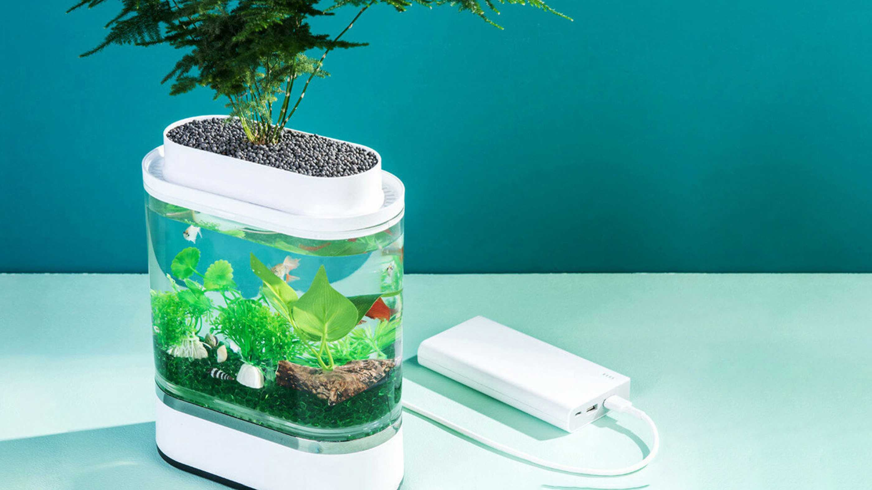 Geometry Smart Fish Tank Pro von Xiaomi