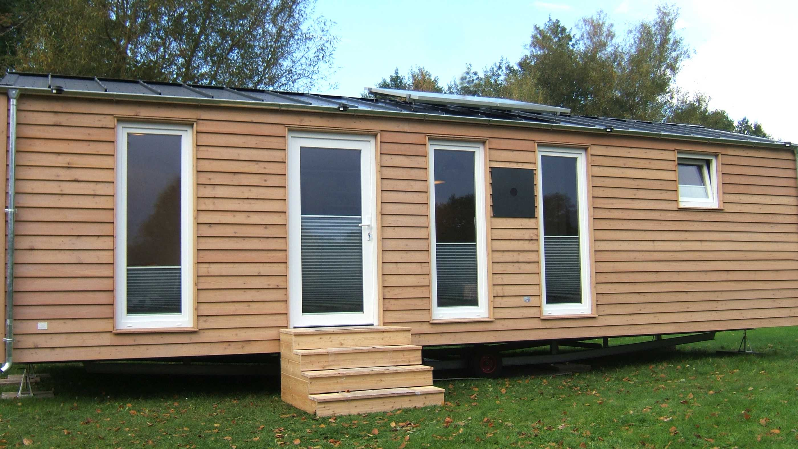 Tiny-House-Modell Mobile Home von TINY HOUSE Cronin & Liese.
